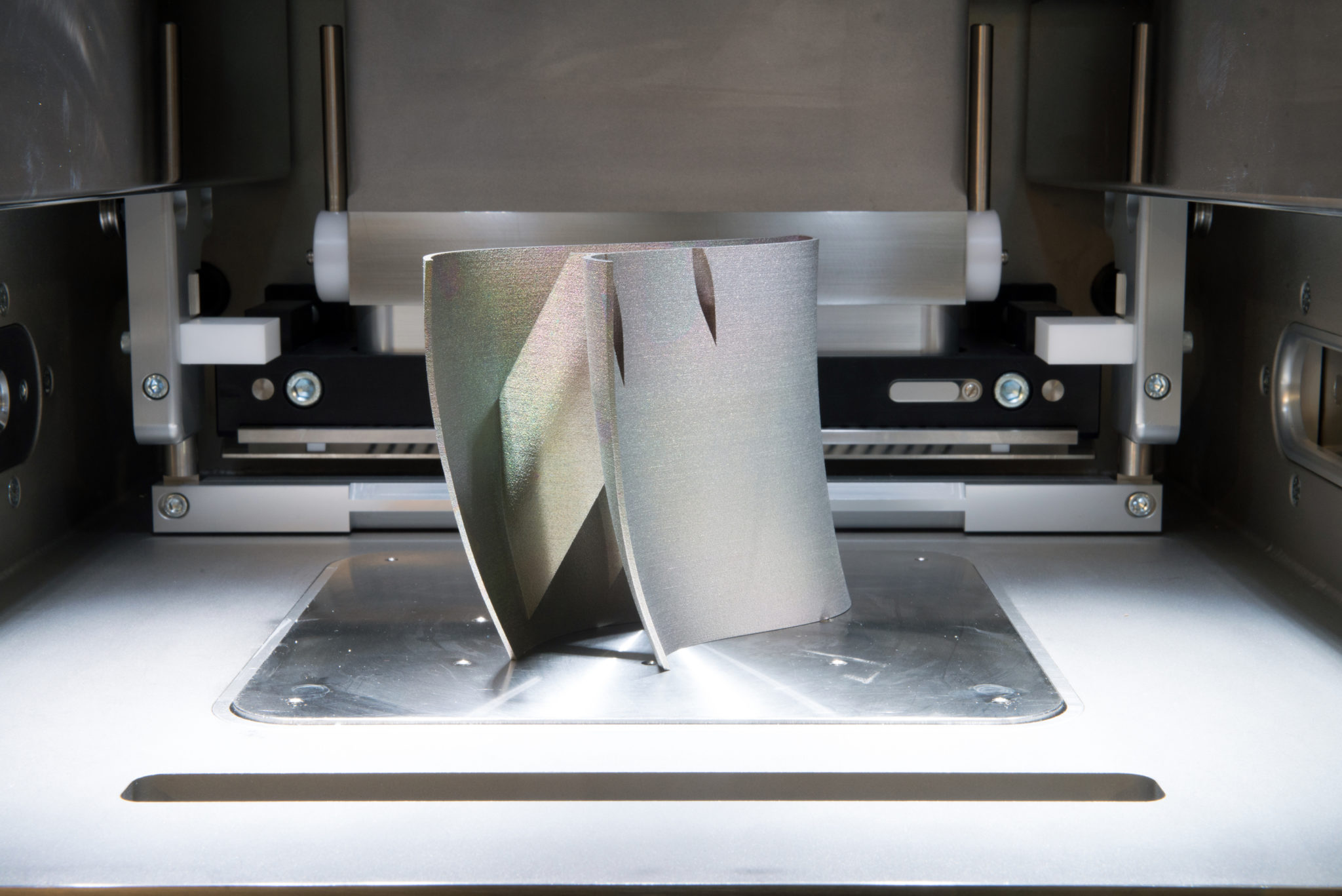 Powdered Metal printing requires clean feedstock for the best quality finished product.