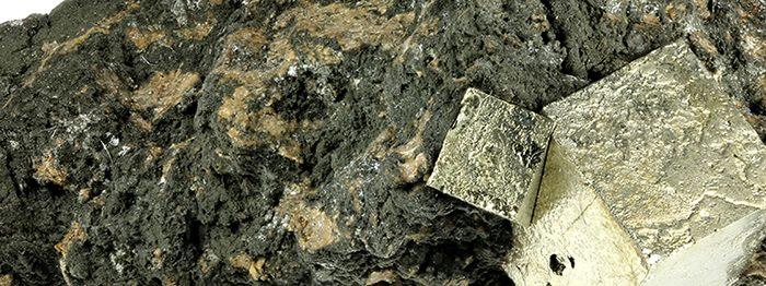 Iron Sulfides in Concrete